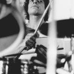 Mike Laurent drums