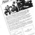 Alésia Cosmos -présentation - 1983