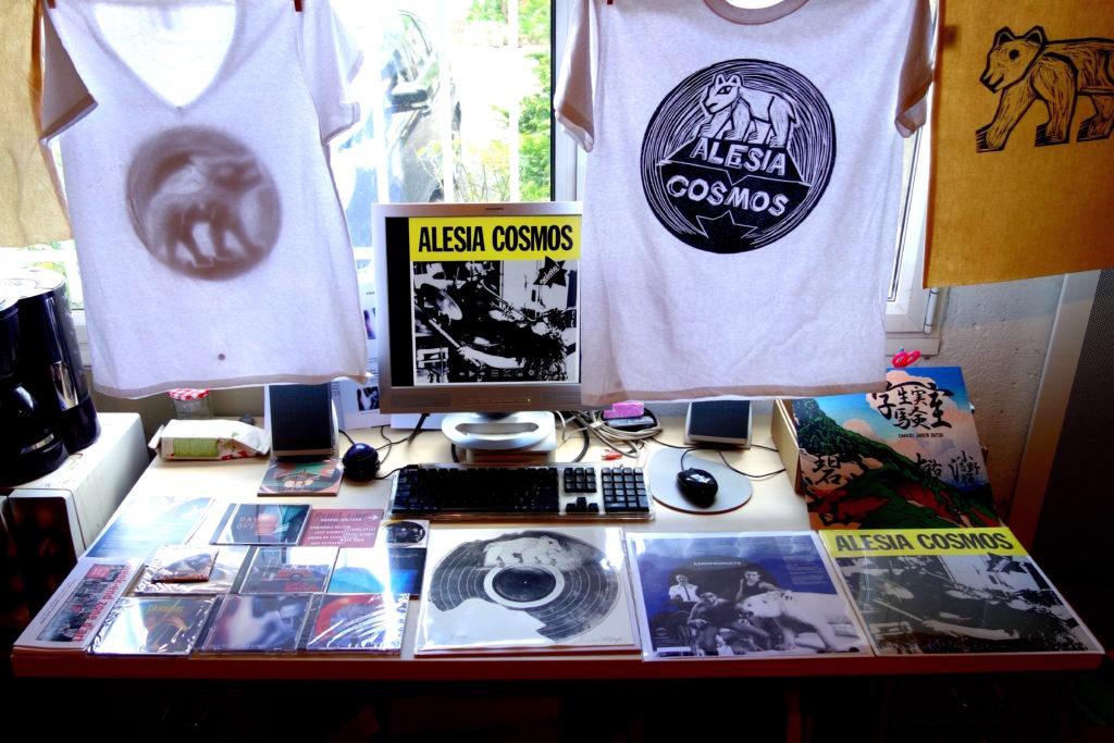 les disques d'Alesia Cosmos