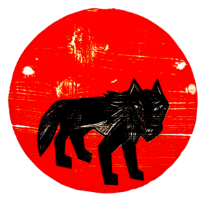 Alesia Cosmos new album - Lune Rousse par Christophe Meyer