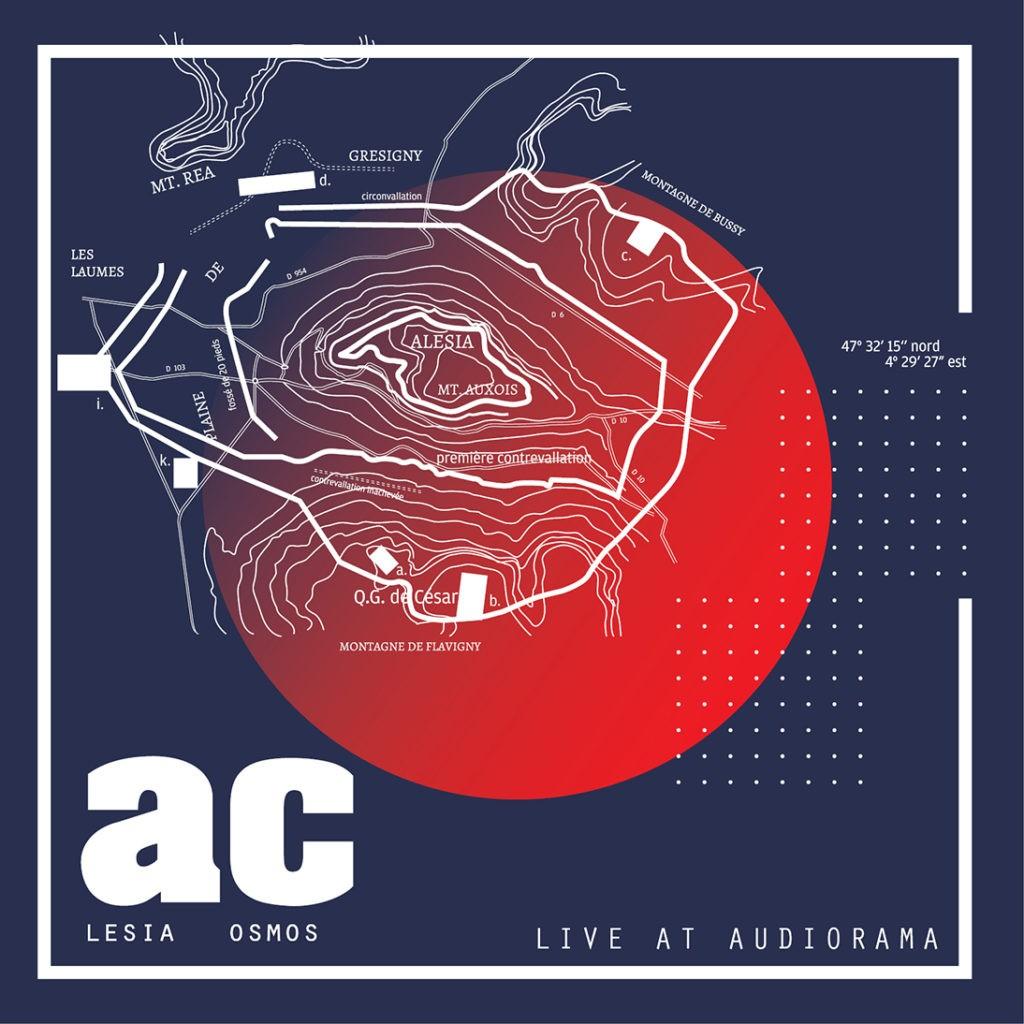 Alesia Cosmos Live at Audiorama