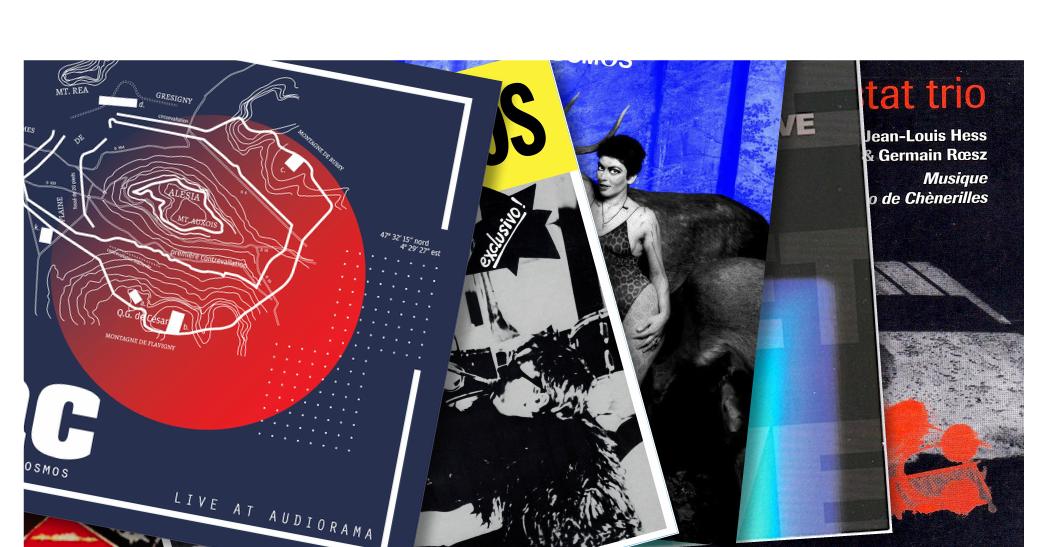 La boutique de disques Audiorama Records